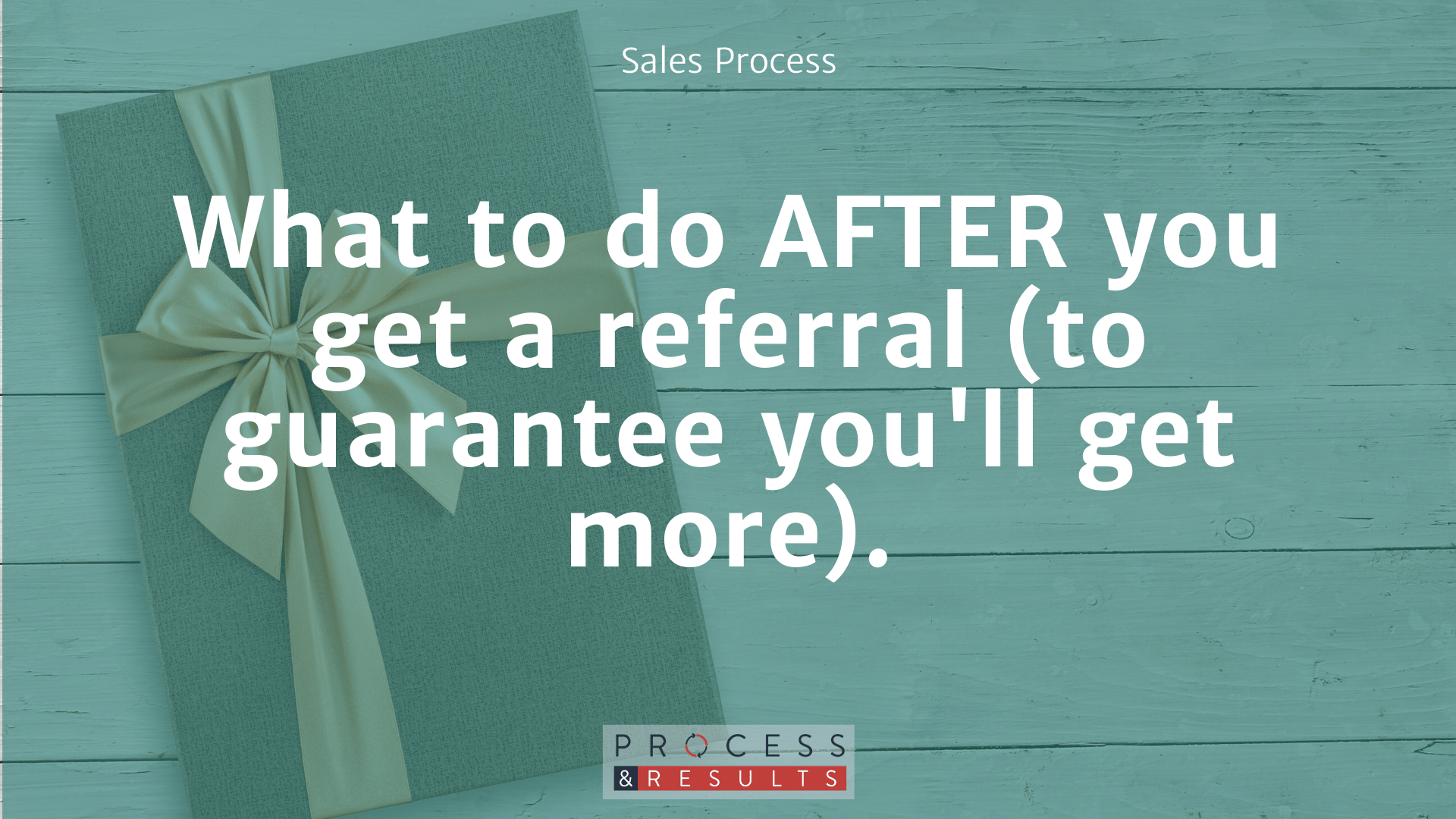 What to do when you get a referral.-2